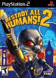 Destroy All Humans! 2 (PlayStation 2)